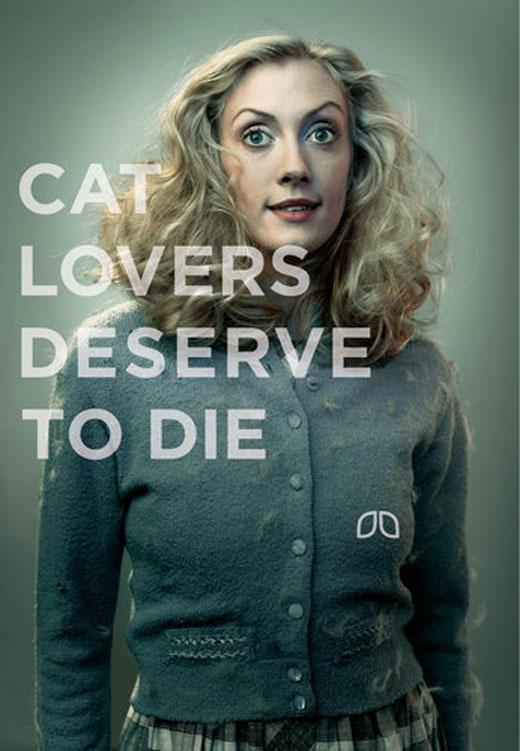 Catloversdeservetodie